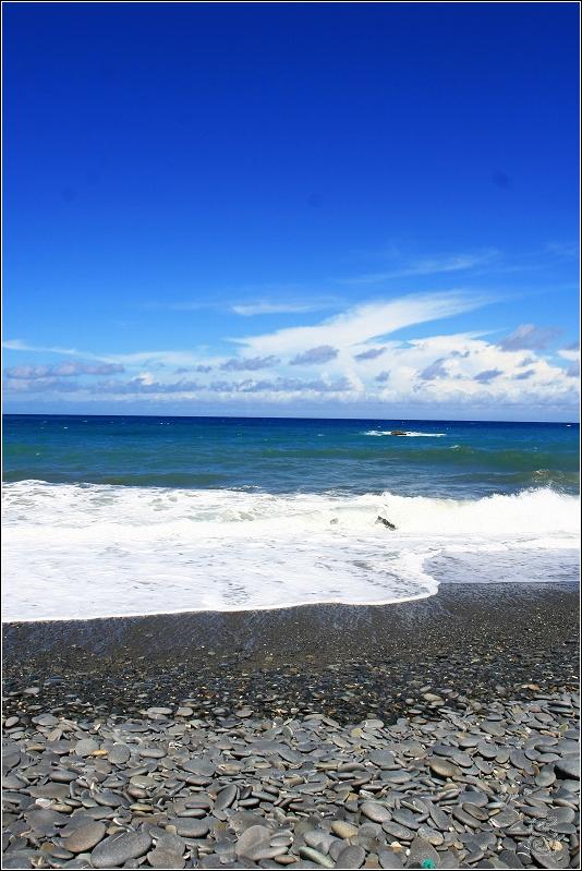 海天一線+白浪