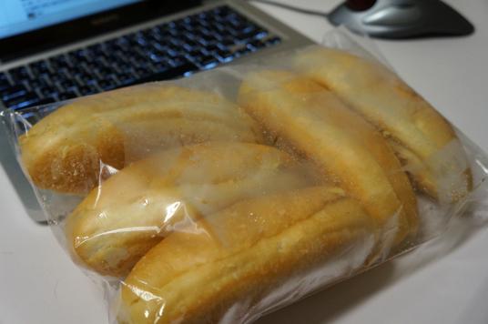 麵包一帶五個,這樣一包99元,不貴