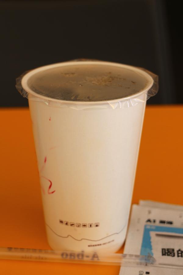 紅茶,有分甜度,口味一般
