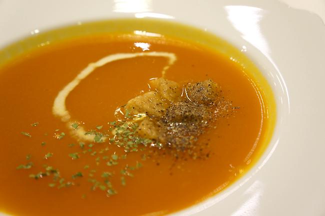 黃金南瓜湯