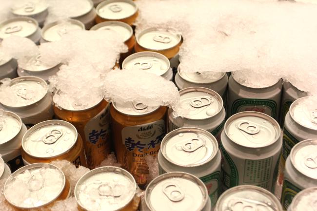 有啤酒免費暢飲