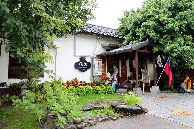 莎露烘培餐廳創始店在屏東青島路上,之前聽過名聲很久,趁機會來用餐