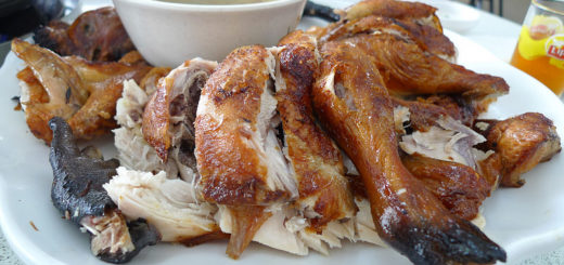 高雄-燕巢區-八仙土雞餐廳