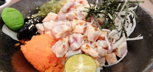 高雄-新興區-佐賀生魚片丼飯-日式料理