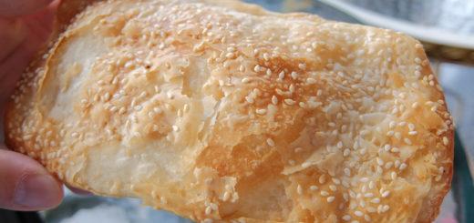高雄-三民區-康軒碳烤燒餅