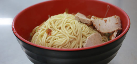 花蓮-玉里-傳統美食玉里麵
