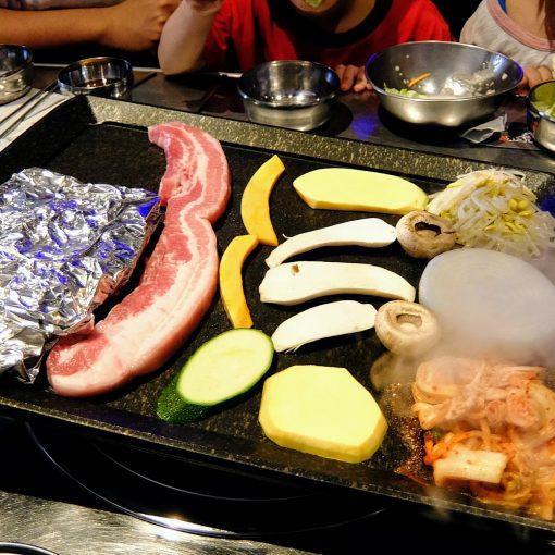高雄-前金-花小豬-正宗韓式烤肉