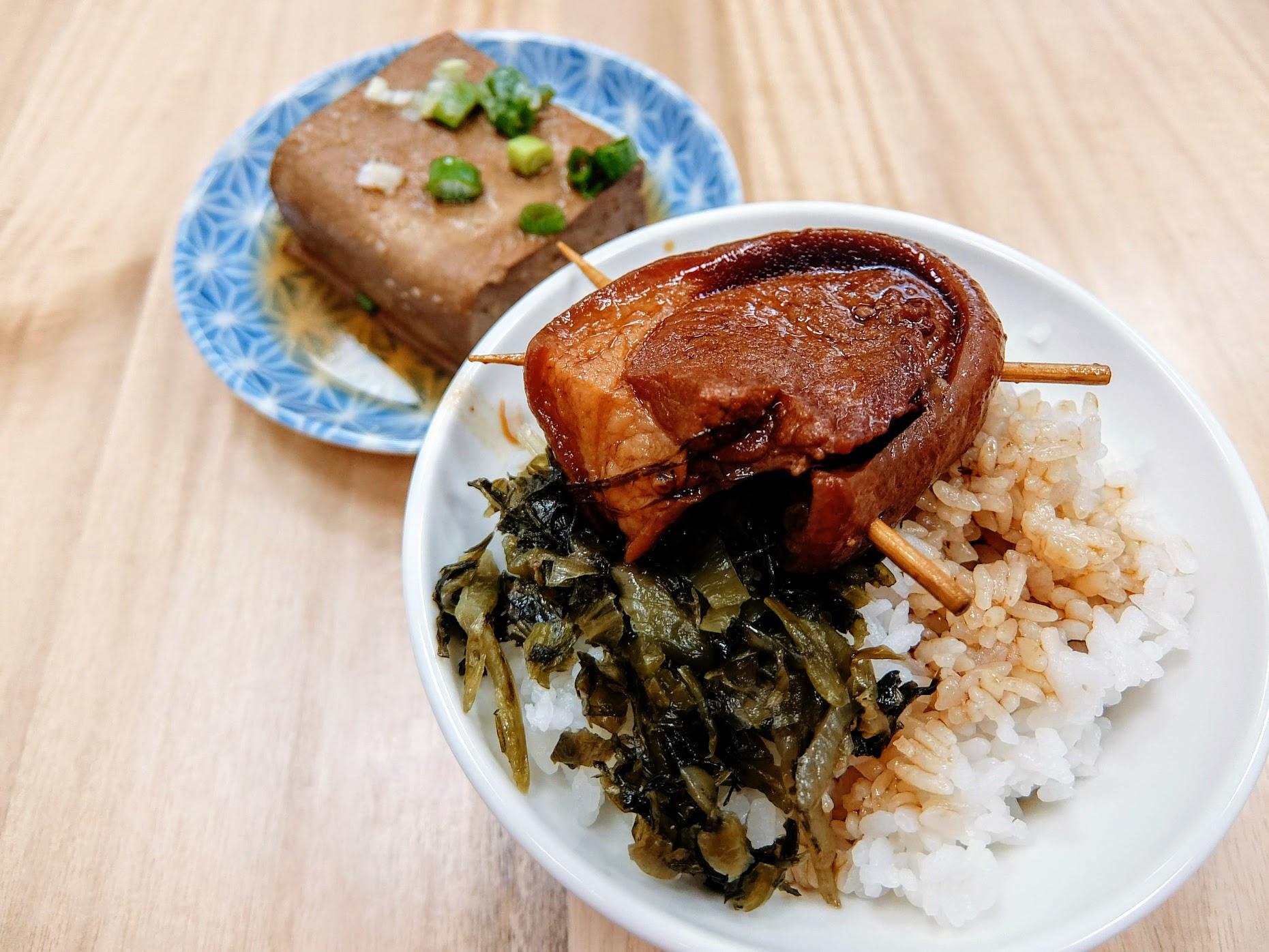 高雄-楠梓-矮仔魯爌肉飯