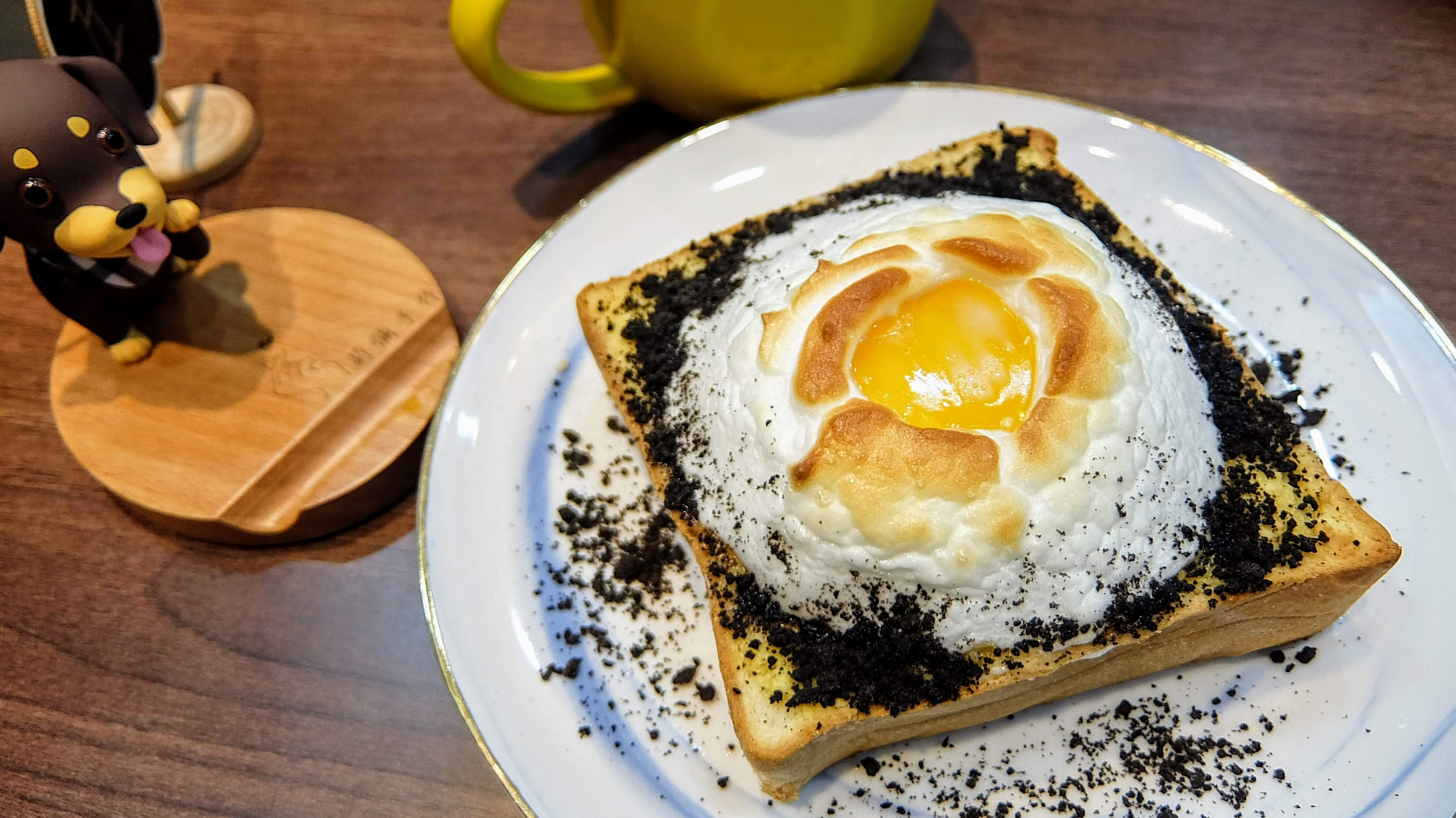 高雄-苓雅-菊彌手作-早午餐