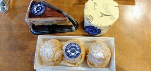 高雄-前金-木木江鳥衣谷千層蛋糕甜點店