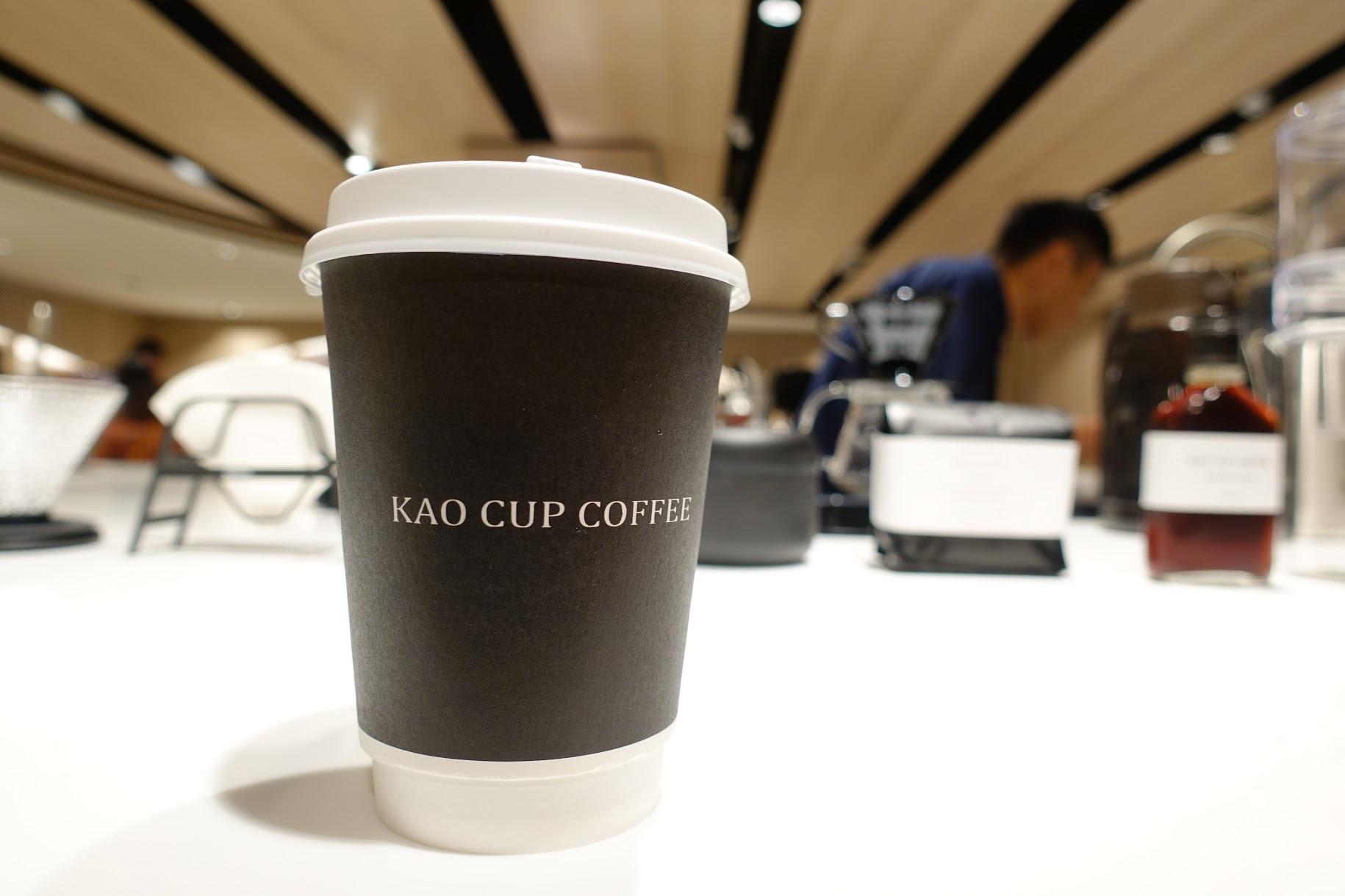 高雄-悦誠B1-靠杯咖啡 KAO CUP COFFEE