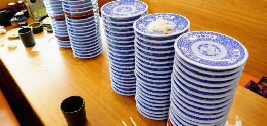 高雄-夢時代-藏壽司-100盤制霸+轉蛋都市傳說