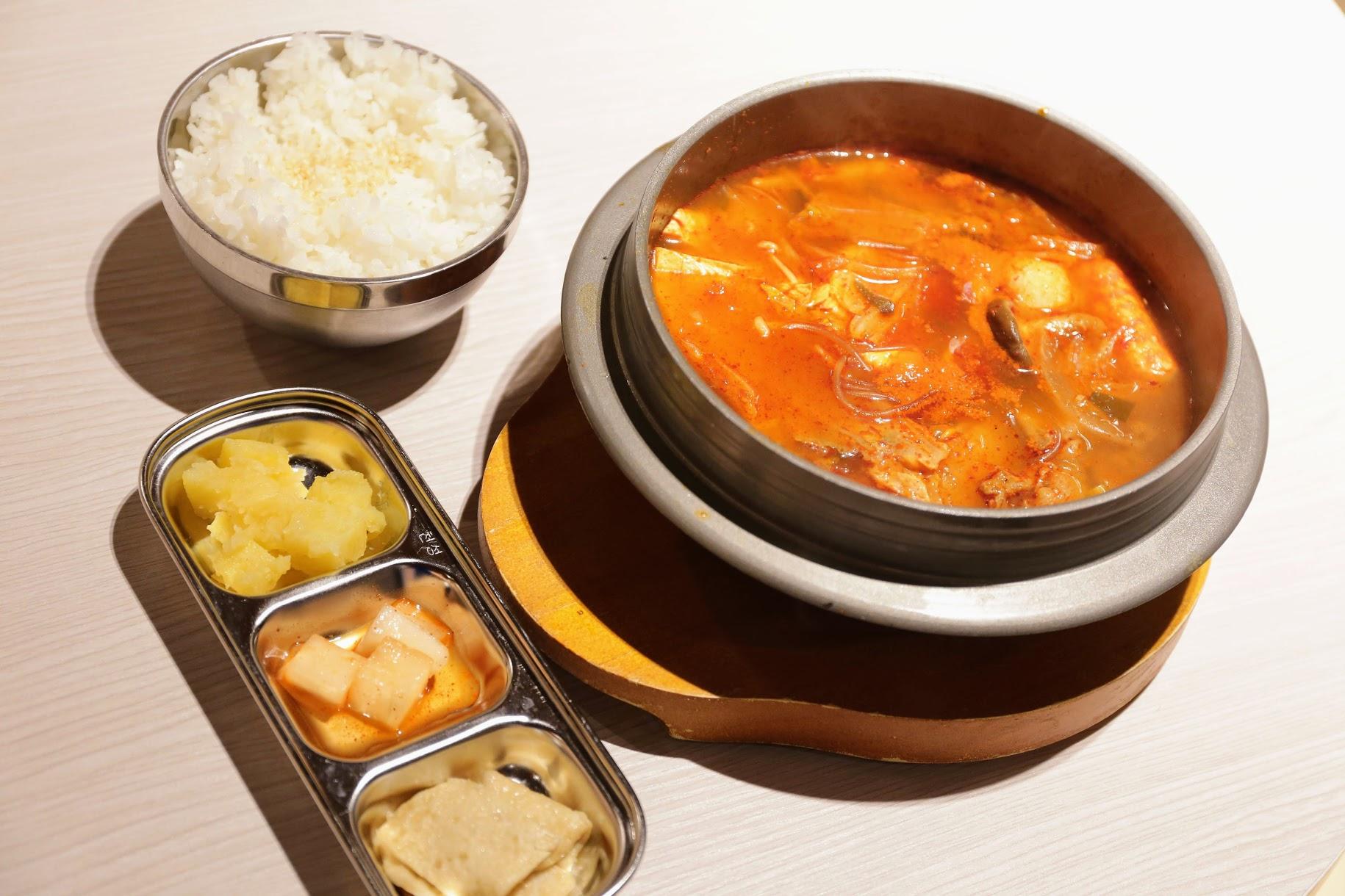 高雄-悦誠B1-韓石食堂