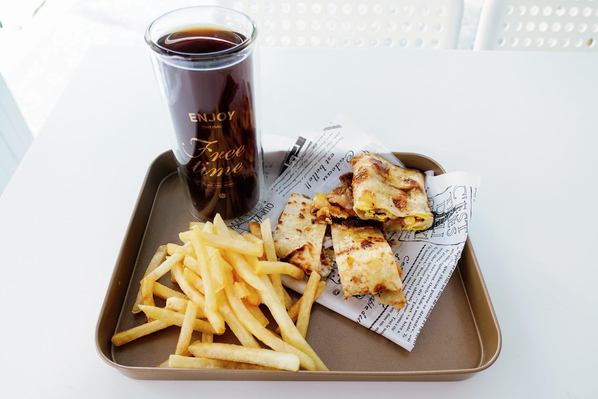高雄-新興-厚 TEL 手作早餐
