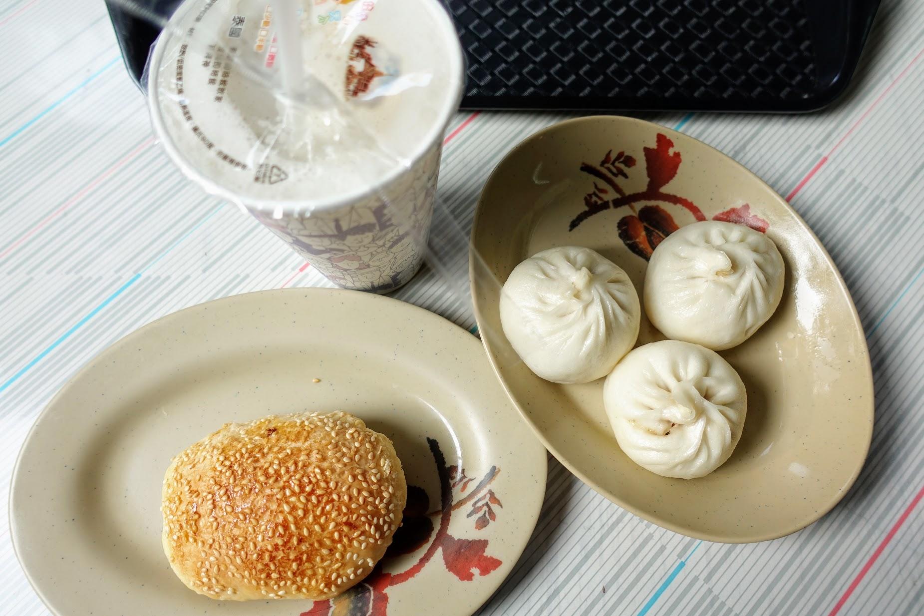高雄-左營-台北芝山豆漿-果貿社區