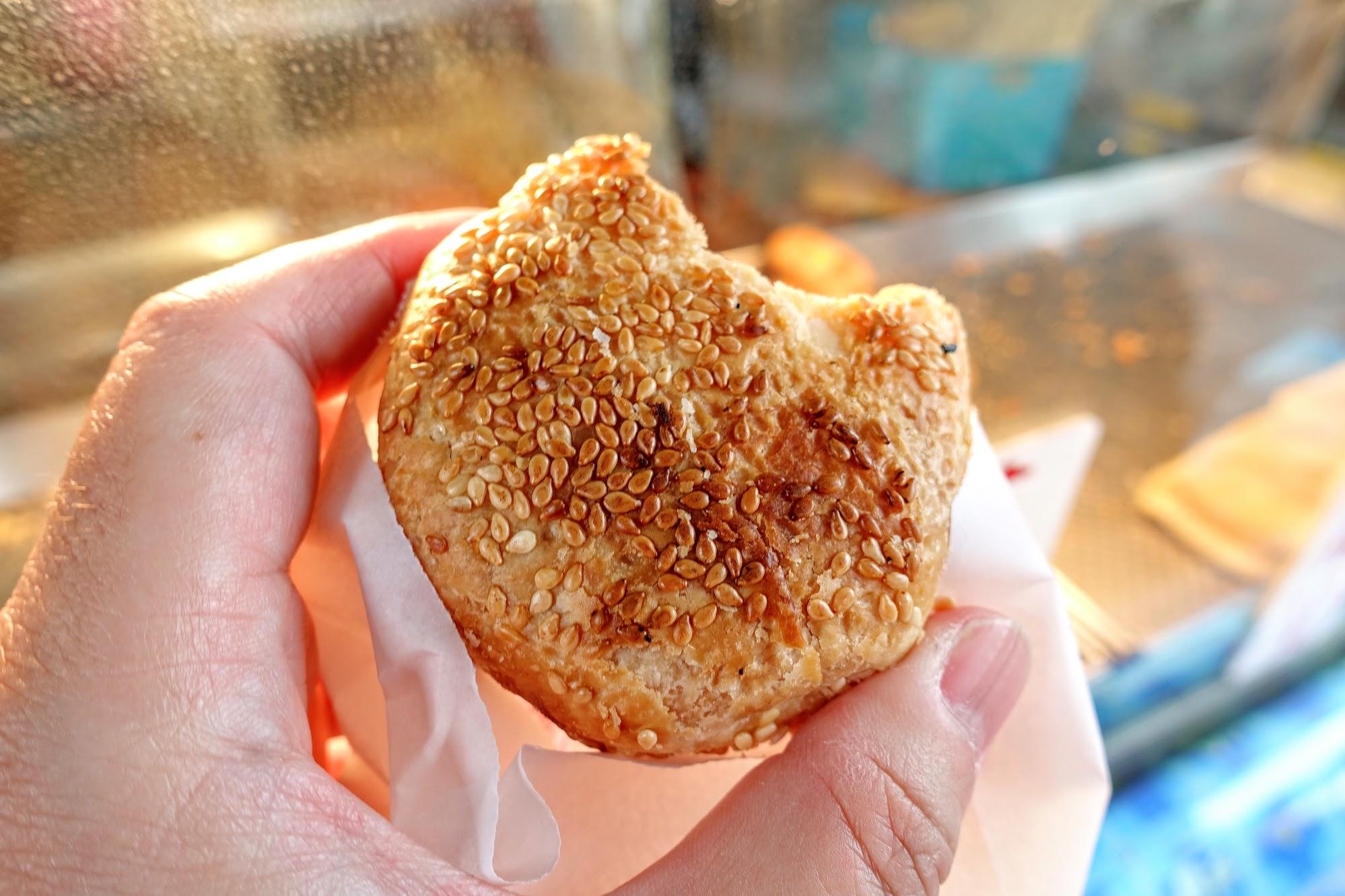 高雄-三民區-謝家碳烤燒餅