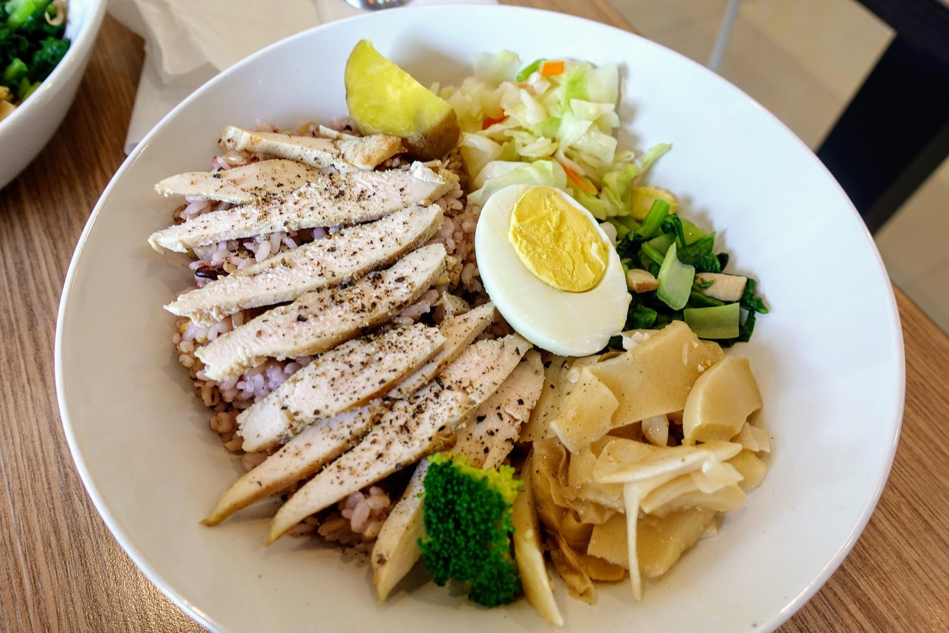 高雄-楠梓-吃頓飯.健康餐