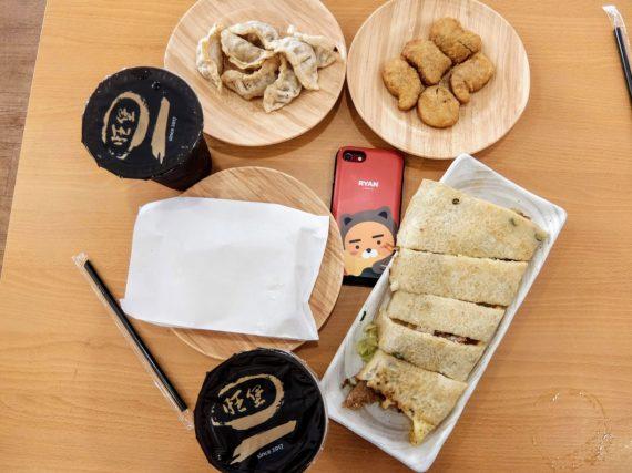 高雄-大社-旺堡美式早餐