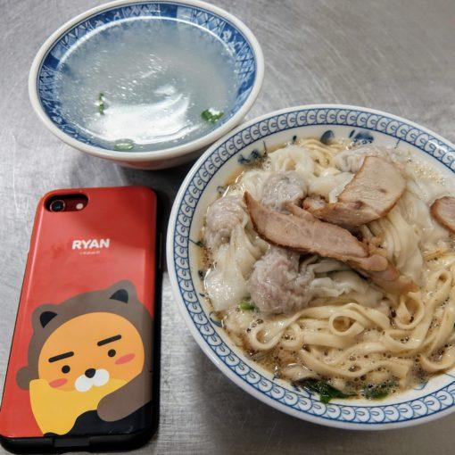 高雄-三民區-外省手工陽春麵