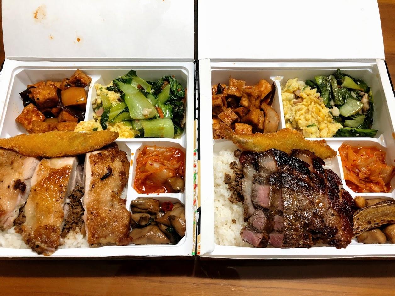 高雄-前鎮區-和逸飯店-主廚餐盒