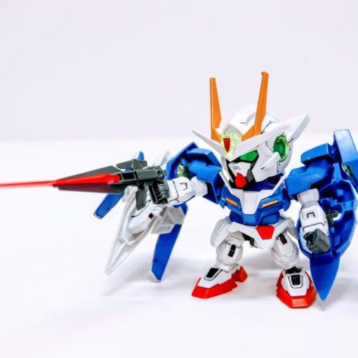 BANDAI-Gundam 00 raiser-00鋼彈