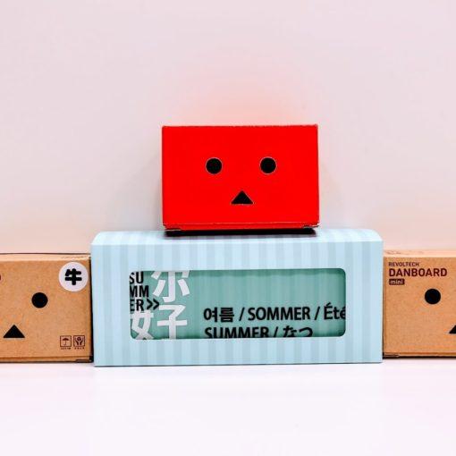 星巴克沁涼糖文具盒-Starbucks Mints (Summer Container)-惡搞風格