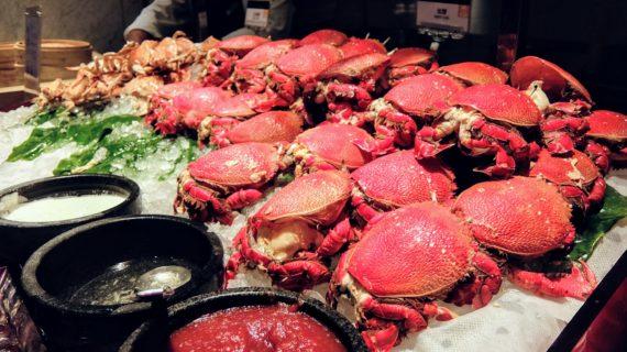 高雄-國賓-愛河牛排海鮮自助餐廳(吃到飽)