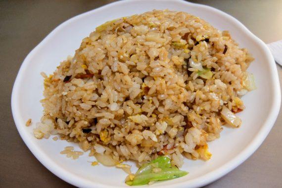 高雄-仁武-森森炒飯.鍋燒麵