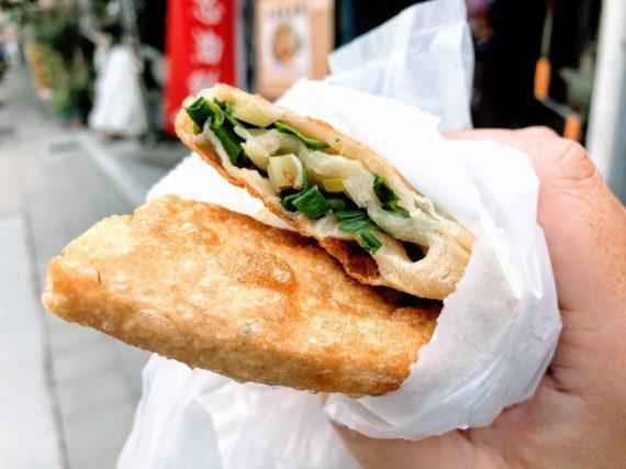 高雄-前鎮區-江浙蔥油餅