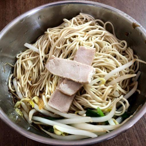 高雄-鼓山-綠川麵館
