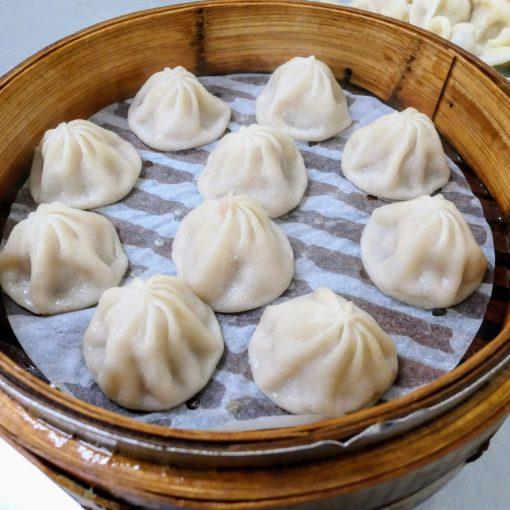 高雄-燕巢-豫園上海湯包