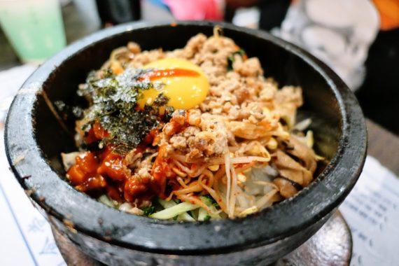 高雄-苓雅區-首爾韓國食堂-文化中心美食-排隊美食