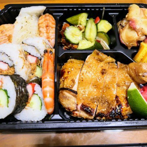 高雄-賴桑壽司屋-鳳山店-外帶便當/餐盒-防疫便當