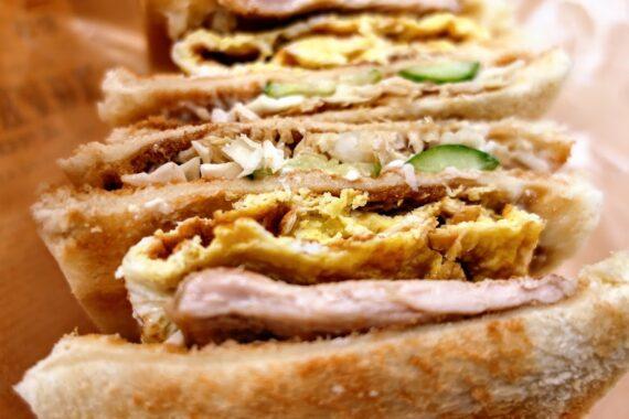 高雄-楠梓-約定豬排三明治